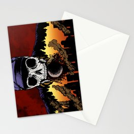 """""""Hip Hop Horror"""" by Cap Blackard Stationery Cards"""