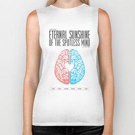 Eternal Sunshine of the Spotless Mind - Alternative Movie Poster Biker Tank