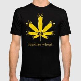 Legalize Wheat T-shirt