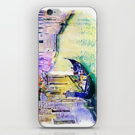 Venice Canal iPhone Skin