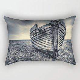Broken Boat Rectangular Pillow