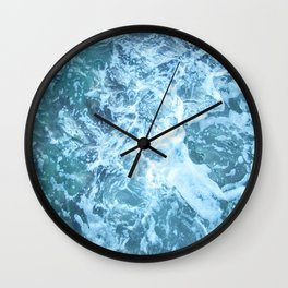 Missing Mexico Wall Clock