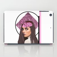 goddess iPad Cases featuring Goddess by akin