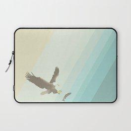Eagle & Fish Laptop Sleeve