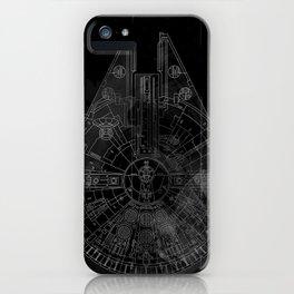 Millenium Falcon iPhone Case