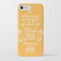cinderella iPhone & iPod Cases featuring Cinderella by Nikita Gill