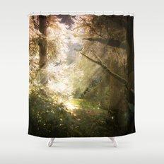 Glimpse Shower Curtain