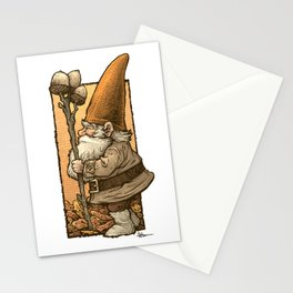Gnome of the Oaks Stationery Cards