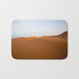 Footsteps in the Sahara Bath Mat