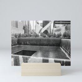 Honoring The Absence Mini Art Print