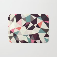 Retro Tris Light Bath Mat