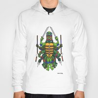 tmnt Hoodies featuring TMNT by Artifact Supply