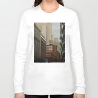 labyrinth Long Sleeve T-shirts featuring Labyrinth by Megs stuff