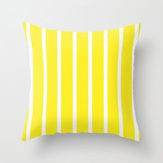 Pillow pattern #striped Throw Pillow