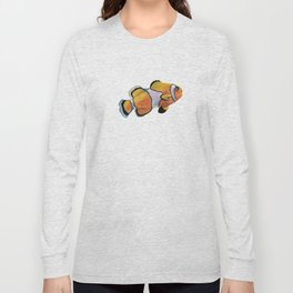 Lonely Clownfish Long Sleeve T-shirt
