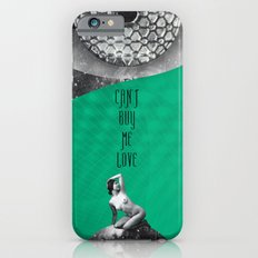 Can't buy me Love (Rocking Love series) iPhone 6s Slim Case