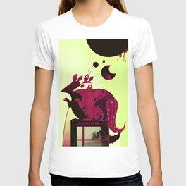 Arumajiro no Kompanion T-shirt