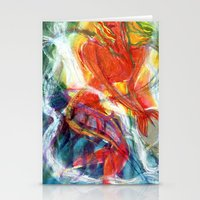 perfume Stationery Cards featuring Perfume by Janet Morgan