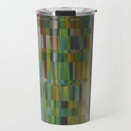 Abstract 319 Travel Mug