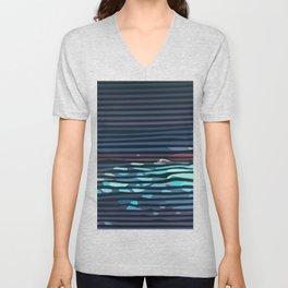Wave #3 Unisex V-Neck