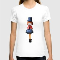 mad hatter T-shirts featuring Mad Hatter  by Mintwonderland