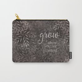 leafy grow Carry-All Pouch