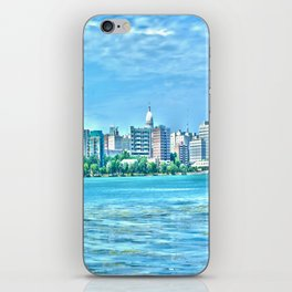 Madison Skyline iPhone Skin