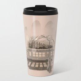 Hachiko's Dream Travel Mug