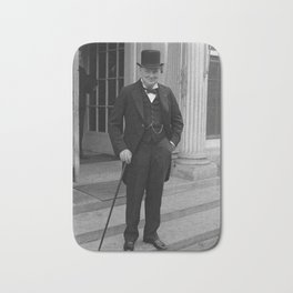 Winston Churchill Bath Mat