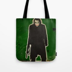 The Dark Knight: Joker Tote Bag