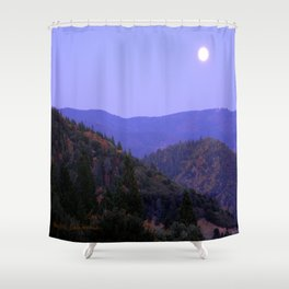 Harvest Moon.... Shower Curtain