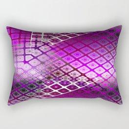 Place 2B Pattern (Berry Much) Rectangular Pillow