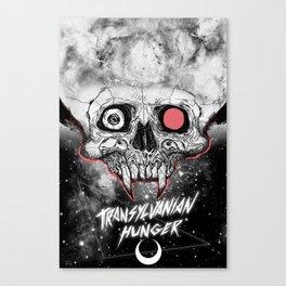 DETHGRIP Transylvanian Hunger Canvas Print