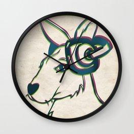 DJ Kang Wall Clock