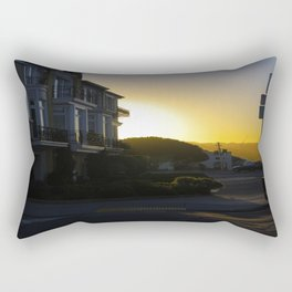 Sundown  Rectangular Pillow