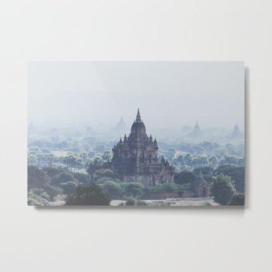 Bagan II Metal Print
