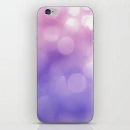Dream lights Pattern iPhone Skin