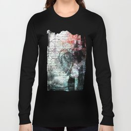 The Writing on the Wall Long Sleeve T-shirt