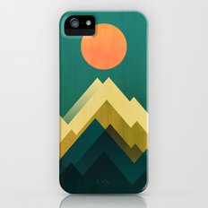 Gold Peak Slim Case iPhone SE