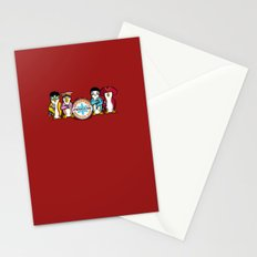 Sgt. Popper's Penguin Marching Band Stationery Cards
