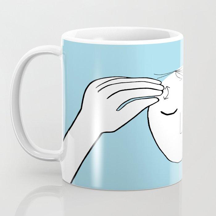 ASL Teach Coffee Mug