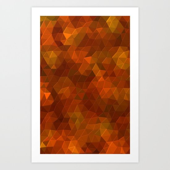 Kaleidoscope Series Art Print