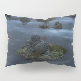 Ice and stones Pillow Sham