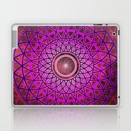 Divine Feminine Radiance Laptop & iPad Skin