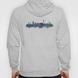 Berlin City Skyline HQ2 Hoody