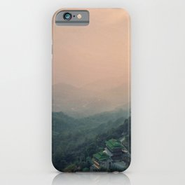 Hill Country iPhone Case