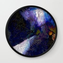 One of those Nights Wall Clock