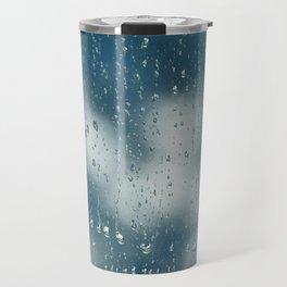 A rainy day Travel Mug