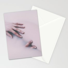 Sink Into Nothingness Stationery Cards