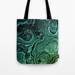 MALACHITE GREEN Tote Bag